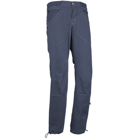 E9 N 3Angolo Trousers Men, blue navy